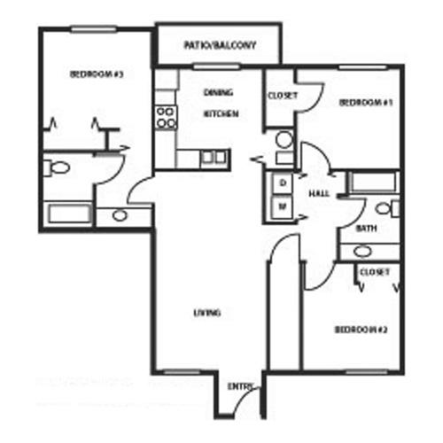 Apartments Manhattan Ks: Brookfield Residences